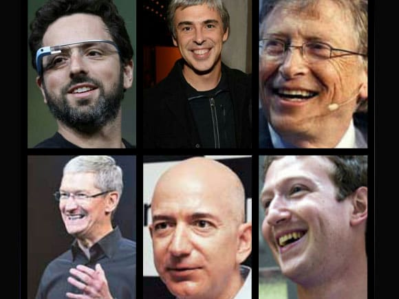 Forbes list, powerful people
