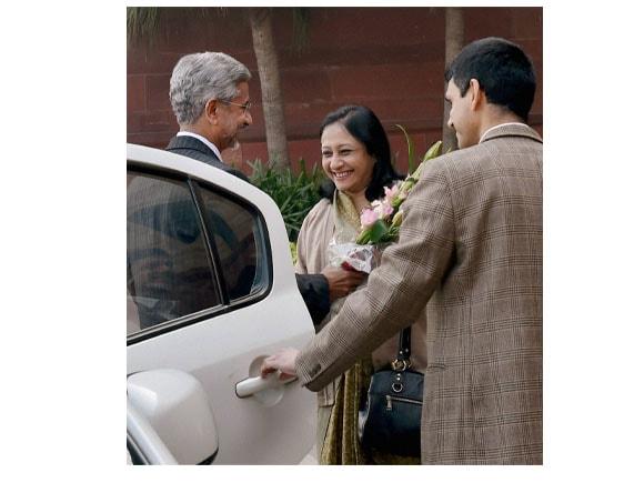 Foreign Secretary, S. Jaishankar, Sushma Swaraj, External Affairs Ministry