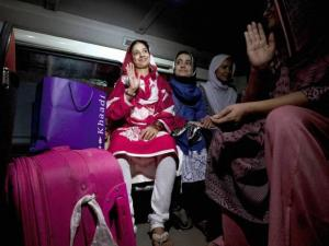 Geeta leaves Pakistan for home, family in India