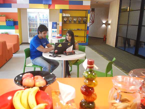 Google office All work all play Photo Gallery Business Standard