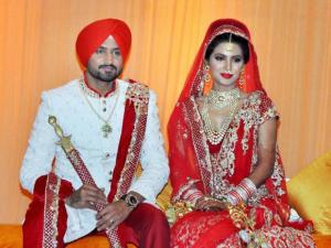 Harbhajan Singh and Geeta Basra's Love Story