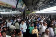 Passengers stranded at Andheri station