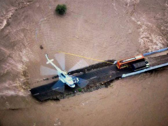 Gujarat, Heavy rain, Gujarat rains, Gujarat monsoon, NDRF, Indian Air Force, SRP Team, Rajkot, Air force, flood, Amreli, Narendra Modi, Chief Minister of Gujarat, Anandiben Patel