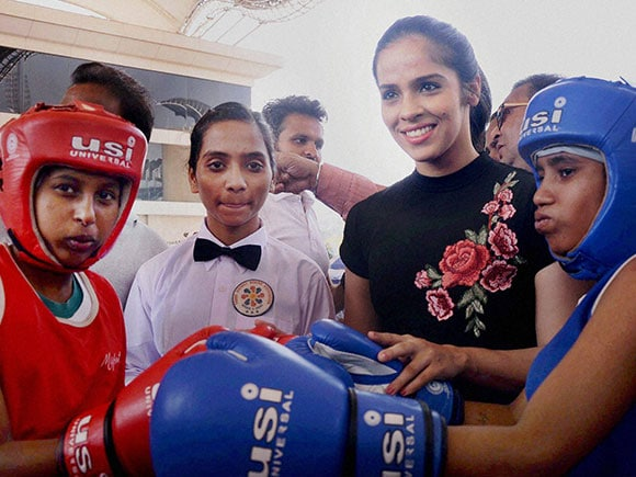 Sports for all, Saina Nehwal, SFA 2016, DY Patil Stadium, DY Patil