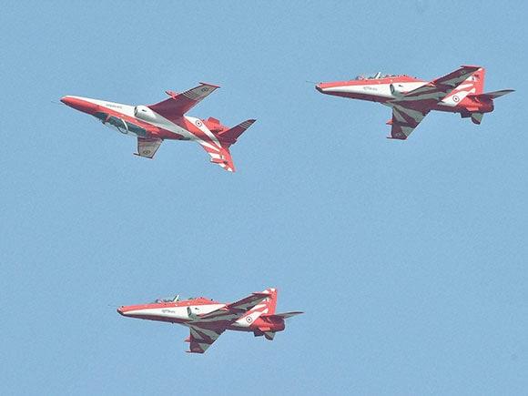 IAF, Indian Air Force, IAF aerobatics, Air Force