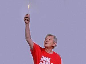 Sir Ian McKellen inaugurates the Kashish Film Festival in Mumbai