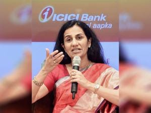 Chanda Kochhar, MD & CEO of ICICI Bank