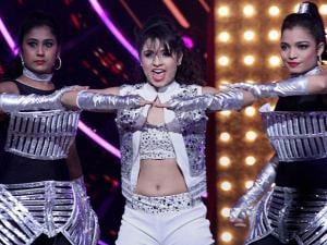 Alisha Behura  performs during the Grand Finale of 'So You Think You Can Dance