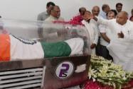 Former Prime Minister HD Deve Gowda