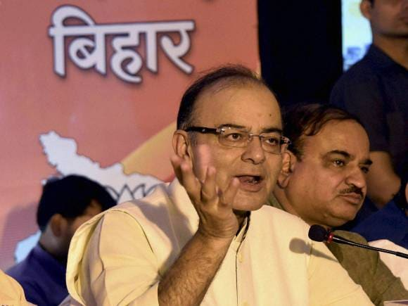 Arun Jaitley Bihar, BJP Vision Document, Amit Shah BJP Bihar, Bihar elections, Bihar polls, Bihar election date, Bihar assembly elections