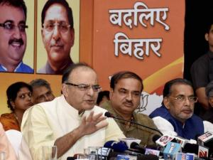 BJP Releases 'Vision Document' for Bihar Polls