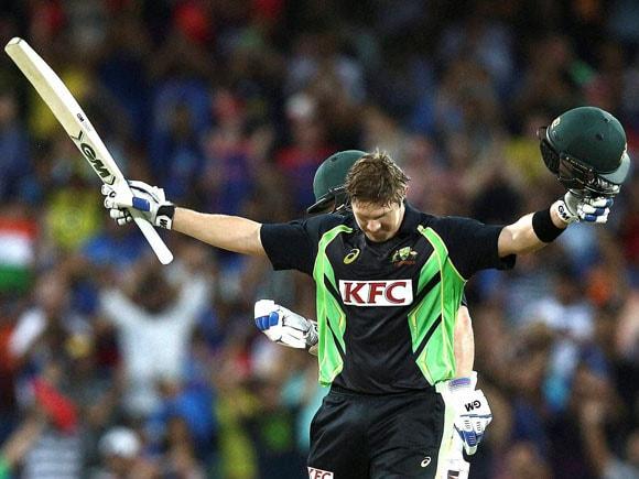 Shane Watson, Ind vs Aus, T20, India, Australia, Whitewash, Sport, Run-chase, Sydney