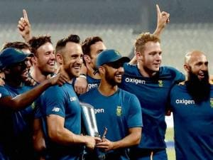 South Africa win series 2-0