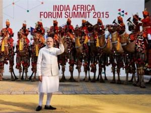 PM Modi invites African nations
