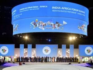 PM Modi invites African nations to join Solar Rich Countries