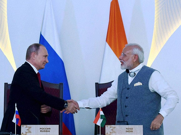 Kamov deal, India-Russia summit, Narendra Modi, Vladimir Putin, Russian President, 17th India-Russia annual summit