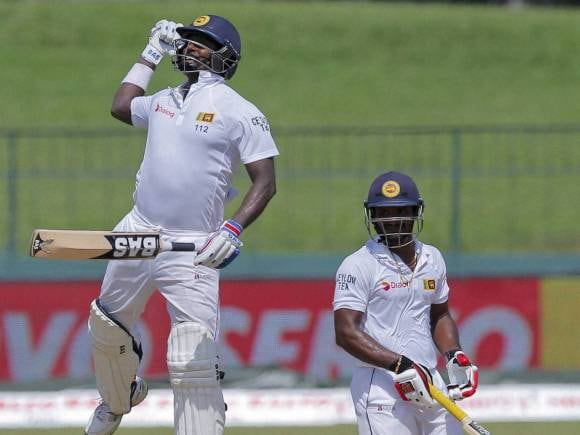 Angelo Mathews, Kusal Perera, India, Sri Lanka, Colombo