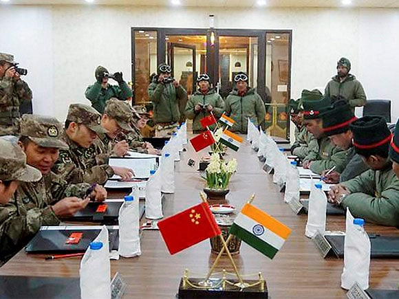 Border Personnel Meeting, LAC, India, China, Harvest Festival, Chushul, BPM, Border, Chinese Army