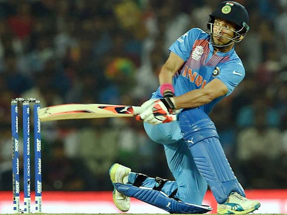 Indian Cricket Team Batsman Yuvraj Singh: India Face Arch-rivals Pakistan After Humiliated By New