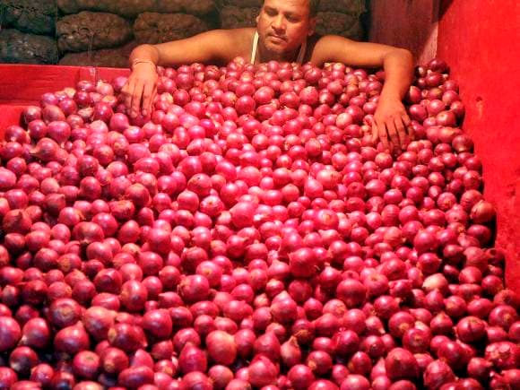 Onion crisis, Onion prices, Wholesale onion prices, Wholesale Onion, Labourers, Storehouse, Wholesale market, Kolkata