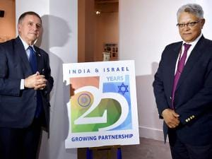 25 Years of India-Israel Diplomatic Relations- A Growing Partnership