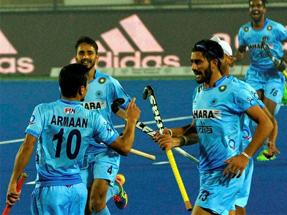 Jr. World Cup Hockey, India vs England, Hockey, World Cup