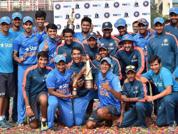 India, India U19, India Under 19, Afghanistan, Bangladesh, ICC, Under 19 world cup 2016