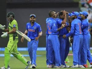 File Photo world cup 2015 india vs pakistan