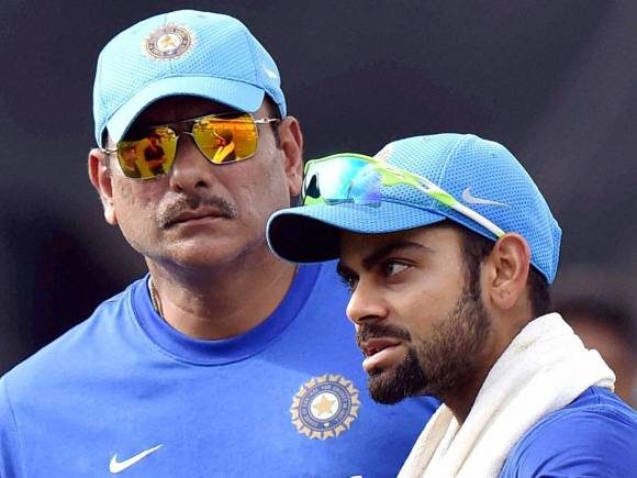 Indian team Director, Ravi Shastri, Virat Kohli, Eden Garden, 3rd T20 Match, 3rd T20 Match against South Africa