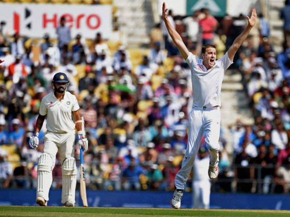 Morkel, Murli Vijay, India vs South Africa live, India vs South Africa live score, IND vs SA live score, IND vs SA live