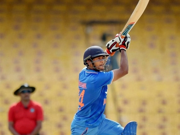 Mayank Agarwal, India, South, Africa, Triangular Series, MAC Stadium, Chennai