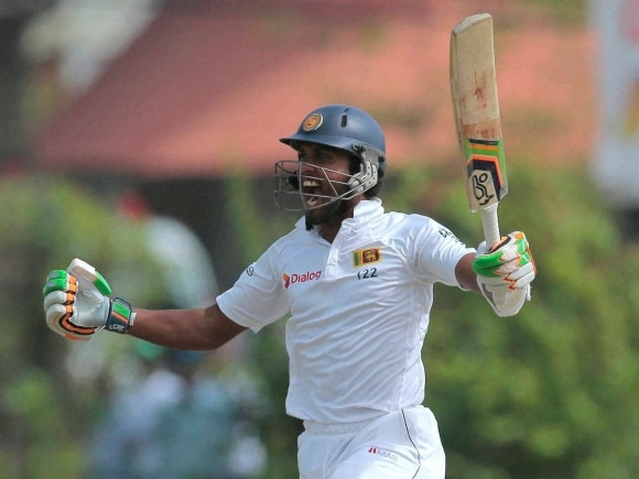 Dinesh Chandimal, India, Sri Lanka, Test, Galle International Stadium