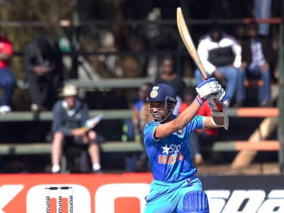 India, Zimbabwe, 2nd ODI, Ajinkya Rahane, Murali Vijay, Harbhajan, Bhuvneshwar Kumar, Chigumbura, Robin Uthappa, Sikandar Raza, Harare