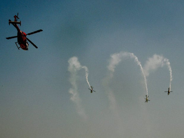 Indian Air Force, ALH, soldiers, Air Force Day, Hindon, Ghaziabad