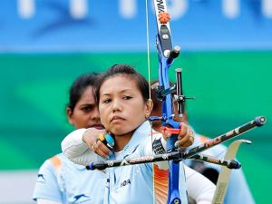 Bombayla-Devi-(Individual-and-Team-event-in-Recurve)