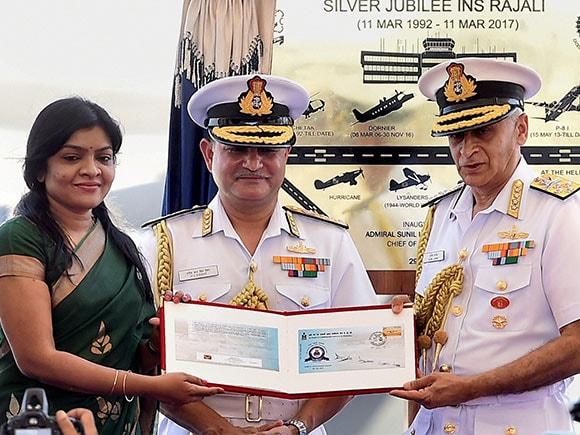 TU-142M, de-induction, INS Rajali, Sunil Lanba, Navy Chief Admiral, long range maritime patrol aircraft, Arakkonam