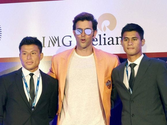 Hrithik Roshan, Pune, Jackichand Singh, Eugeneson Lyngdoh, ISL, Football, Auction