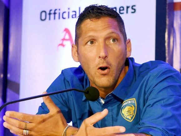 Marco Materazzi, Chennaiyin , ISL, Football, Auction