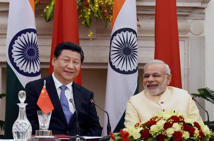Prime Minister, Narendra Modi, Chinese President, Xi Jinping, agreement, signing, ceremony