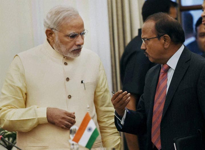Prime Minister, Narendra Modi, talks, NSA Ajit Doval, Indo-China, agreement, signing, ceremony