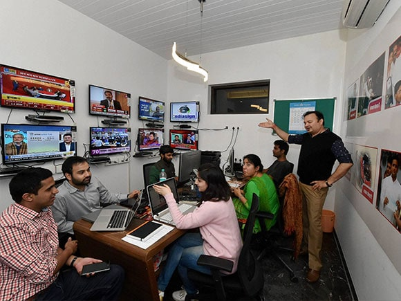 War Room, Akhilesh Yadav, Samajwadi Party, election campaign, Assembly polls