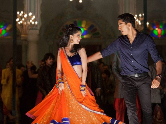 Dev Patel, Tina Desai, Fox Searchlight Films, Marigold Hotel
