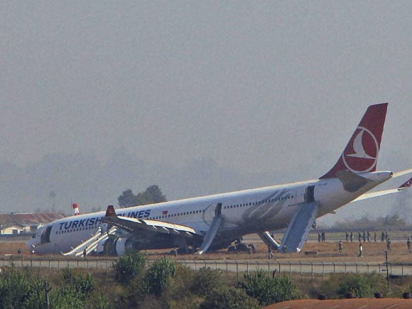 Turkish Airlines,  Tribhuwan International Airport, Kathmandu, Nepal