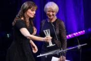 Honoree Helen Mirren, Jennifer Garner