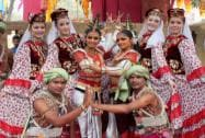 International Crafts Mela in Surajkund-Haryana