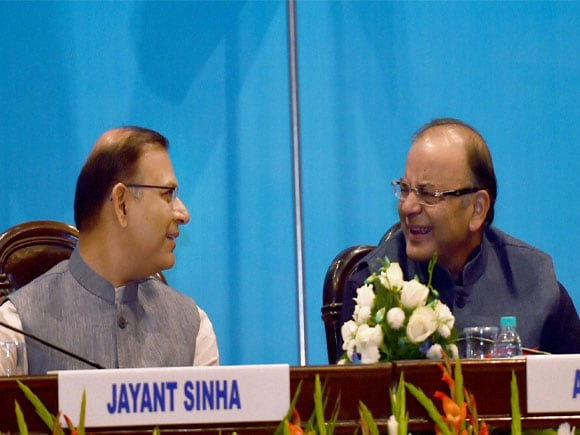 Investiture Ceremony 2015, International Customs Day 2015, Arun Jaitley,Jayant Sinha,Union Minister for Finance in india,