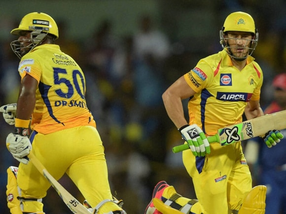 Faf du Plessis, D Smith, IPL, Pepsi IPL, Chennai Super King, Delhi Daredevil