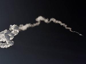 ISRO launch its PSLV C-34 rocket