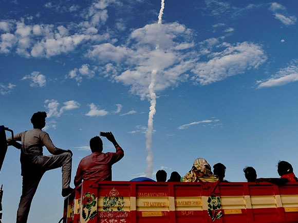 Fat boy, ISRO, GSLV Mk-III, GSAT-19, GSLV, communication satellite, Satish Dhawan Space Centre