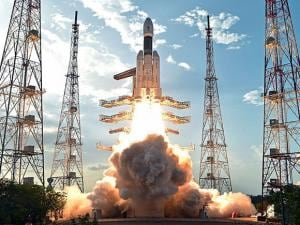 ISRO's heaviest rocket GSLV Mk-III, carrying communication satellite GSAT-19
